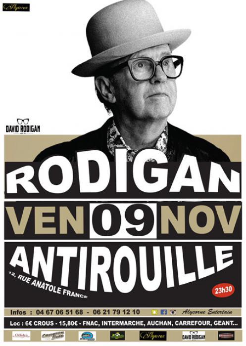 David Rodigan à Montpellier