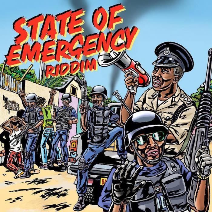 State of Emergency Riddim chez Maximum Sound