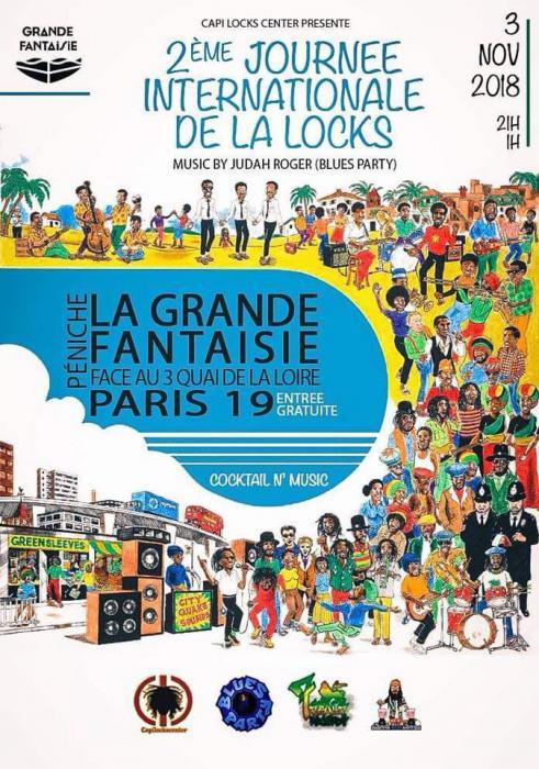 Journée mondiale de la locks le 3 novembre