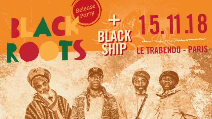 Black Roots à Paris : places et albums à gagner
