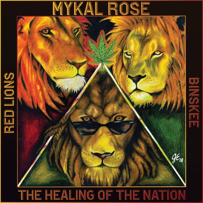 Mykal Rose : 'Healing of the Nation' l'album