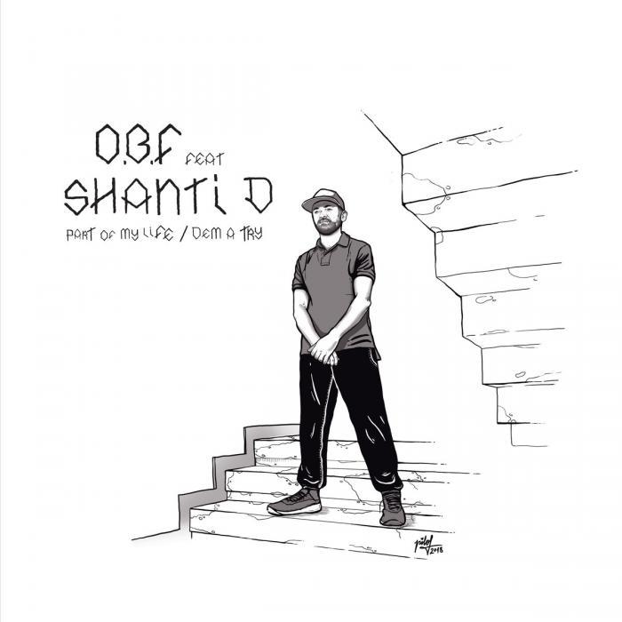 O.B.F : nouveau maxi avec Shanti D