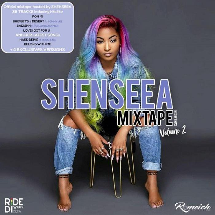 Shenseea : 'Official Mixtape 2' par Ride Di Vibes
