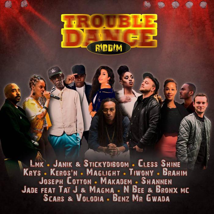 Trouble Dance Riddim chez Digstudio Music