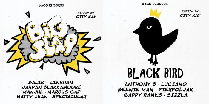 Enregistrez sur les prochains riddims de Baco Records