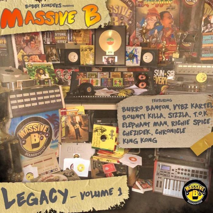 Un best of pour le label Massive B