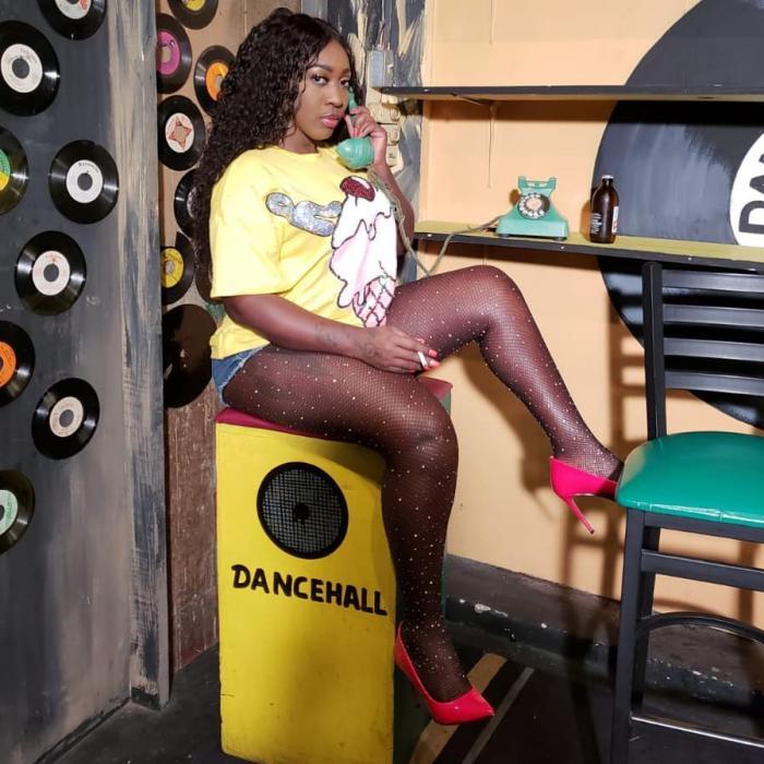 La star du dancehall Spice est d'humeur romantique