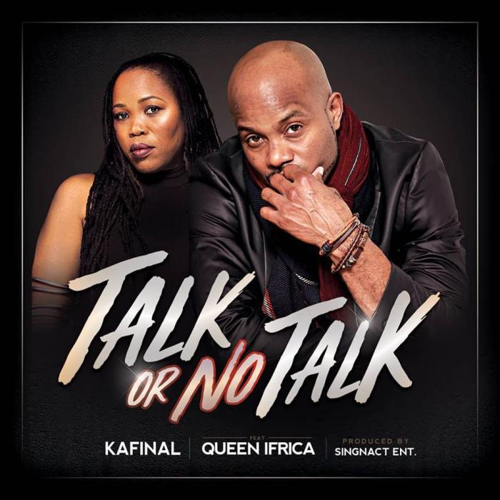 Queen Ifrica & Kafinal : 'Talk or No Talk' le clip