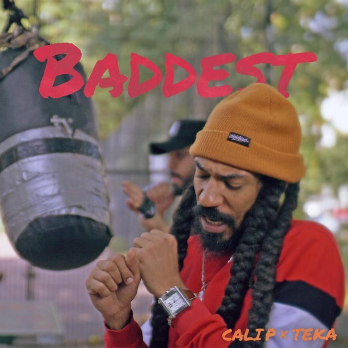 Cali P : 'Baddest' le clip