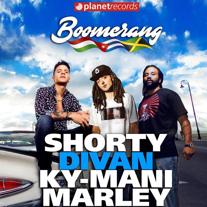 Ky-Mani Marley dans un clip de reggaeton