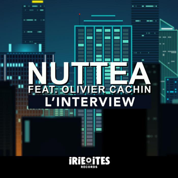 Nuttea invite Olivier Cachin dans un clip