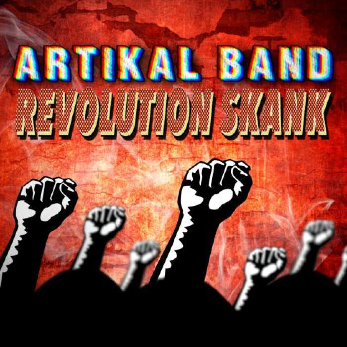 Artikal Band en gilet jaune : Revolution Skank