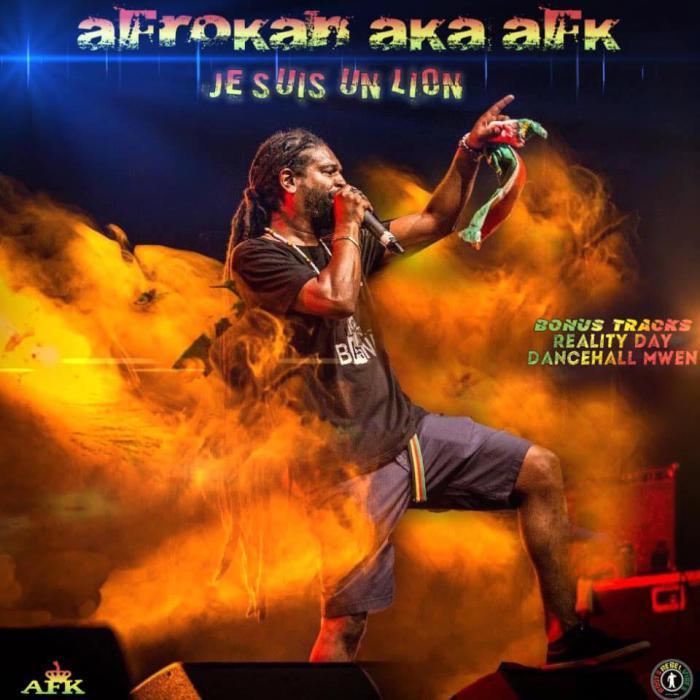 Afrokan : 'Je suis un lion' bientôt dispo