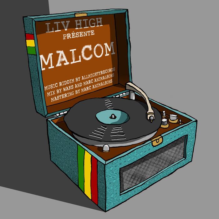 Liv'High : nouveau single 'Malcom'