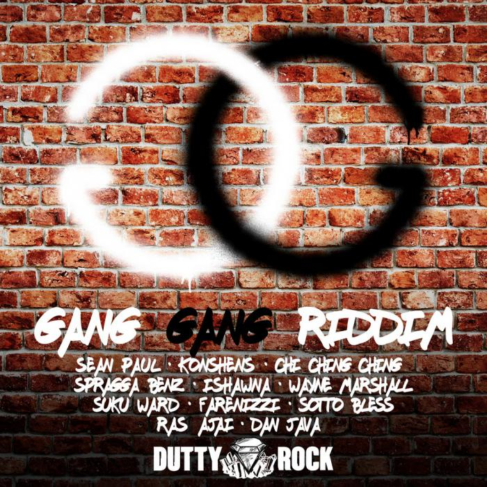 Gang Gang Riddim chez Dutty Rock
