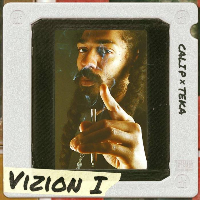 Cali P & Teka : 'Vizion I' l'EP