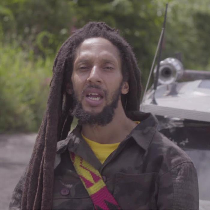 Julian Marley : 'Hey Jack' le clip