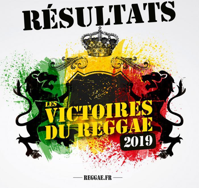 VICTOIRES DU REGGAE 2019 : RESULTATS
