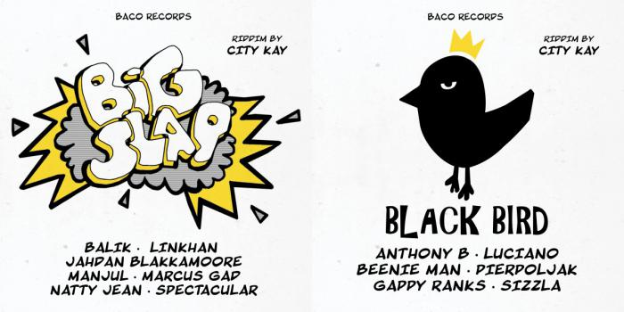 Votez pour le concours Riddims de Baco Records