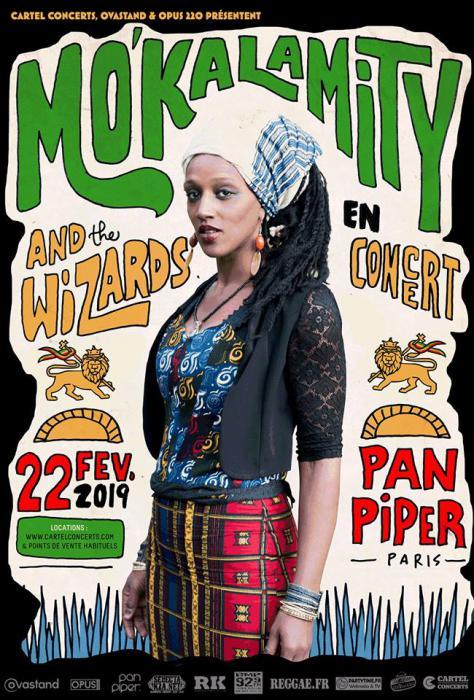 Mo'Kalamity à Paris : places à gagner