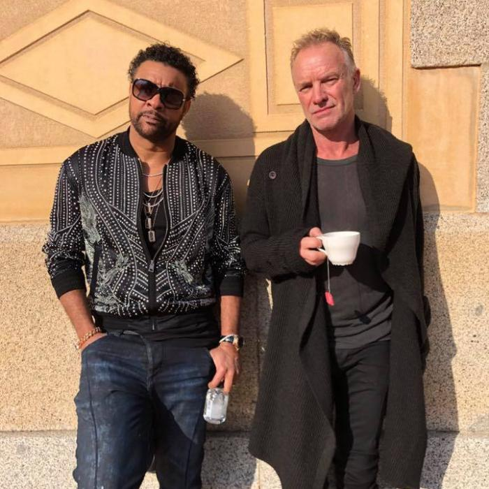 Shaggy & Sting raflent le Grammy