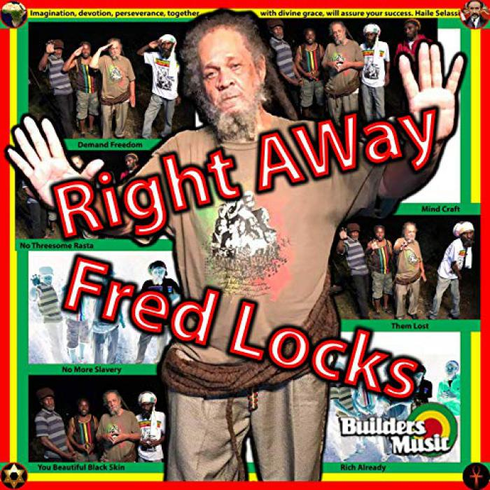 Fred Locks : 'Right Away' l'EP