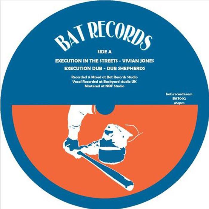 Nouveau maxi de Vivian Jones chez BAT Records