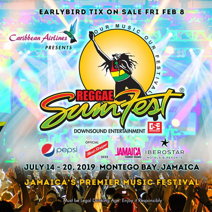 Les dates du Sumfest 2019