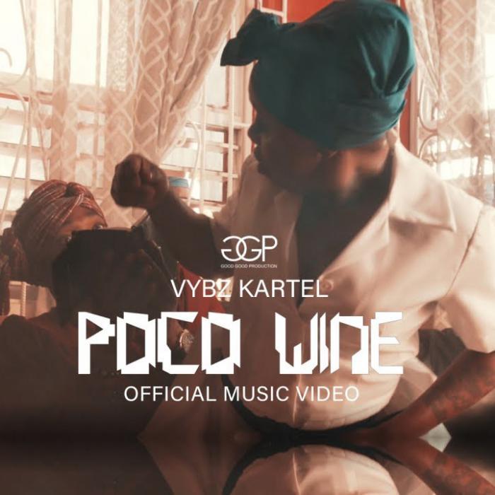 Vybz Kartel : 'Poco Wine' le clip