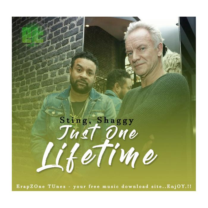 Sting & Shaggy : 'Just One Lifetime' le clip