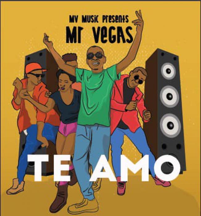 Mr Vegas : 'Te Amo' le clip