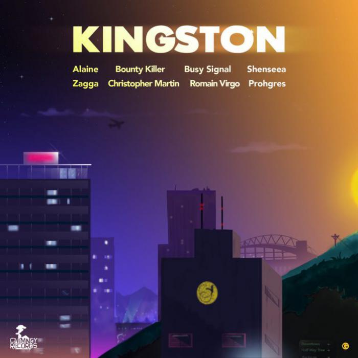 Kingston & St Andrew Riddims chez Chimney Records