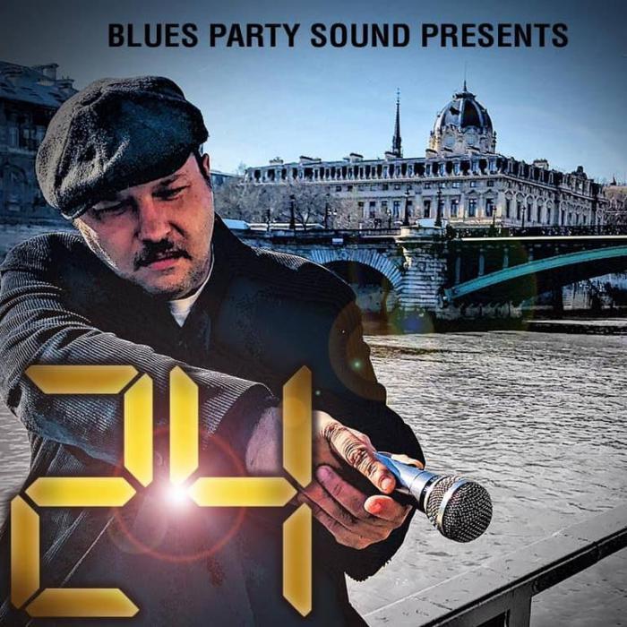 Little Dany & Blues Party : '24H' la mixtape