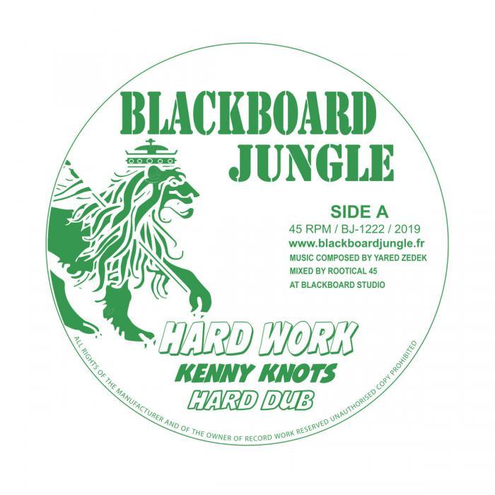 Trois nouveaux 12'' pour Blackboard Jungle