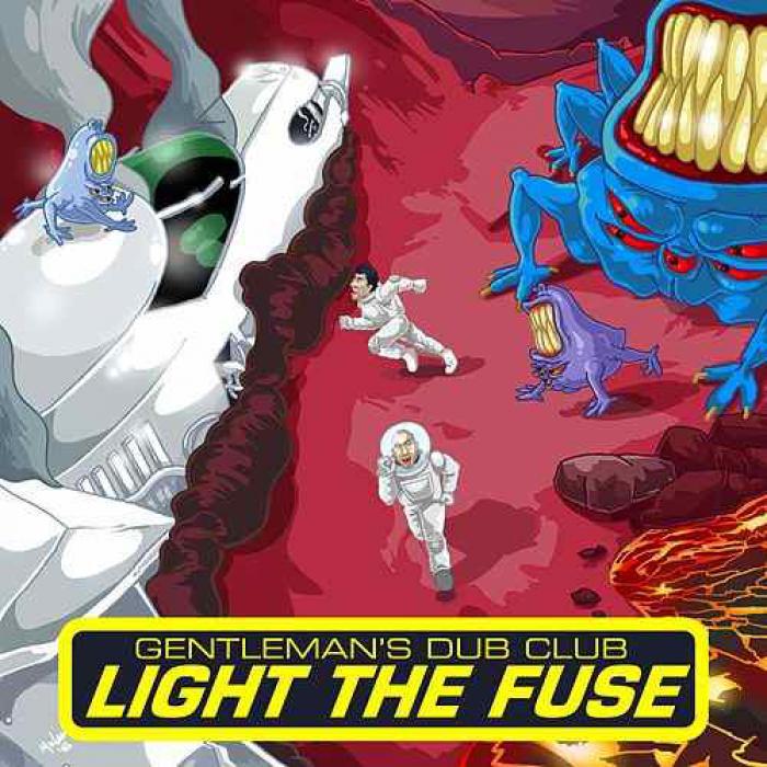 Gentleman's Dub Club : 'Light the Fuse' le clip