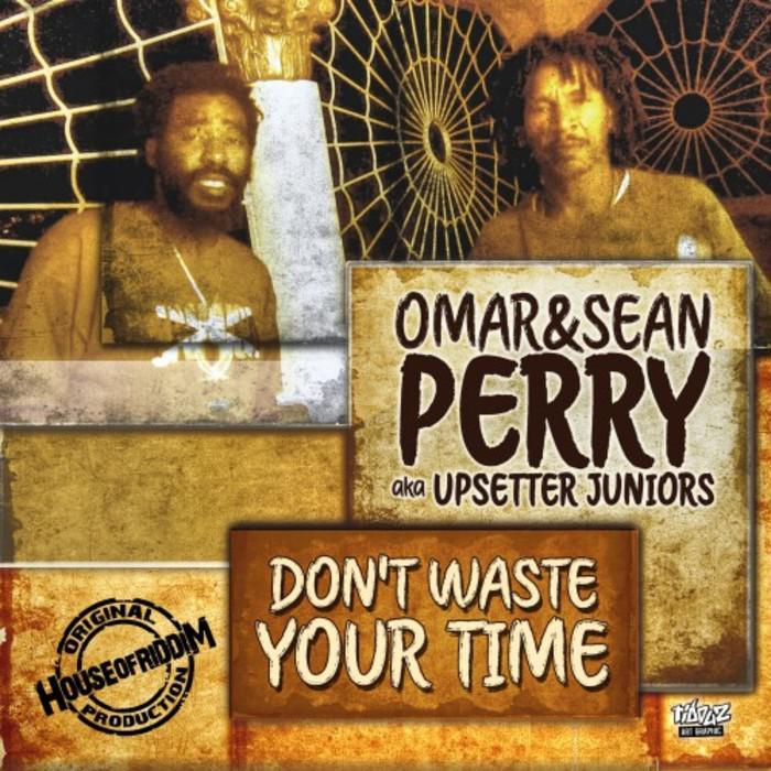 Omar Perry dans un clip avec son frère Sean