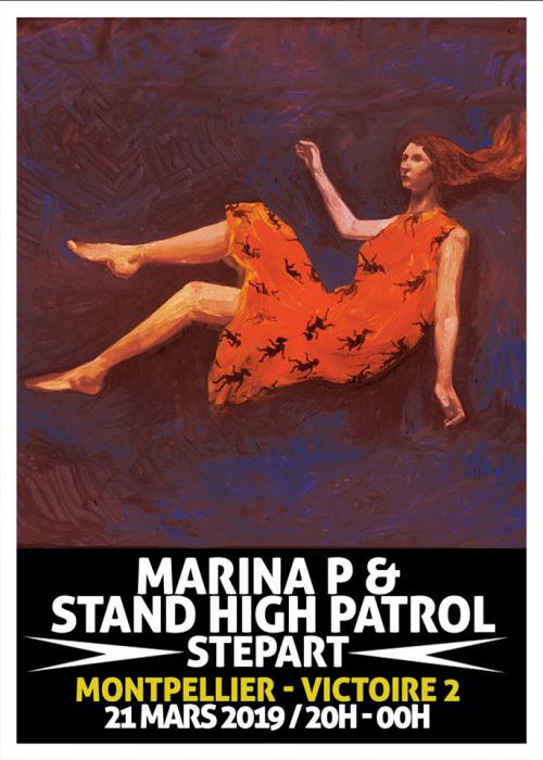 Marina P & Stand High à Montpellier : places à gagner