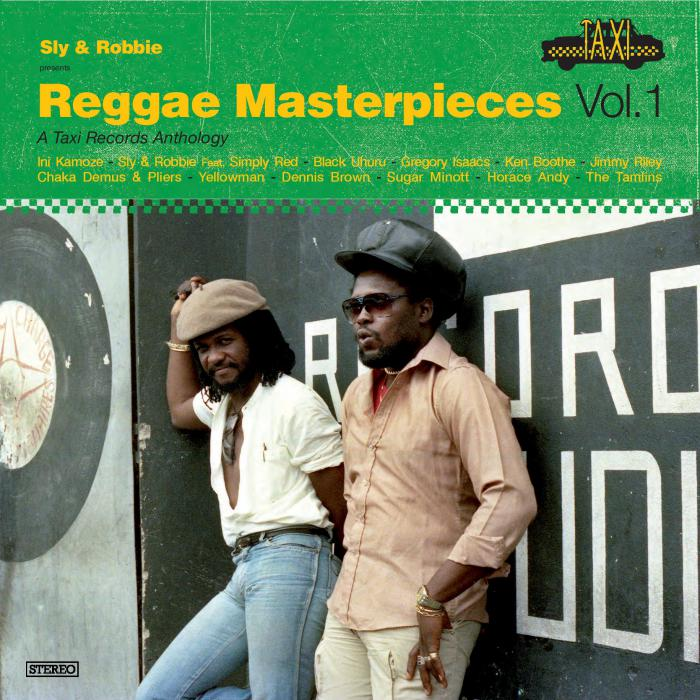 Reggae Masterpieces - A Taxi Records Anthology Vol.1