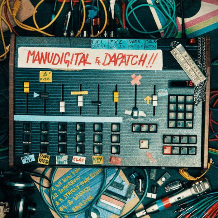 Manudigital : un EP avec Dapatch