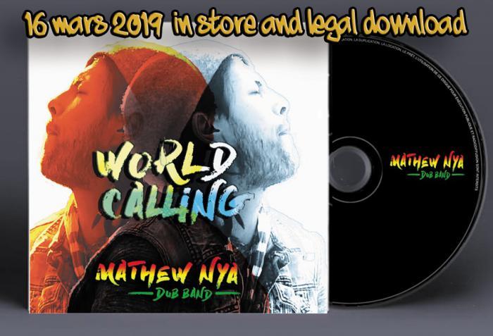 Mathew Nya Dub Band 'World Calling' le clip