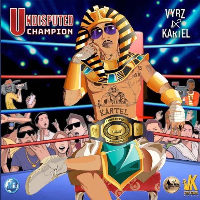 Vybz Kartel : 'Undisputed Champion' le clip