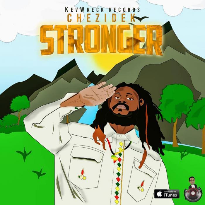 Chezidek : 'Stronger' le clip