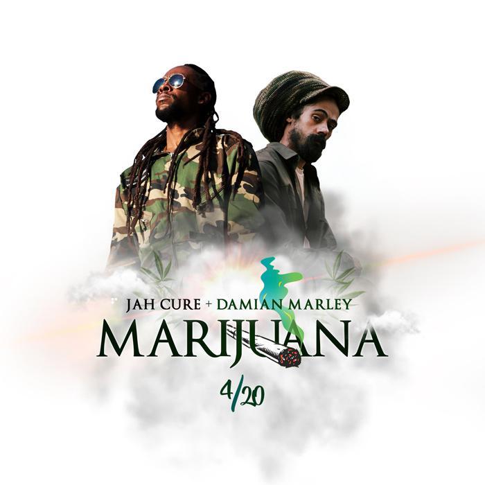 Jah Cure : nouveau ganja tune avec Damian Marley