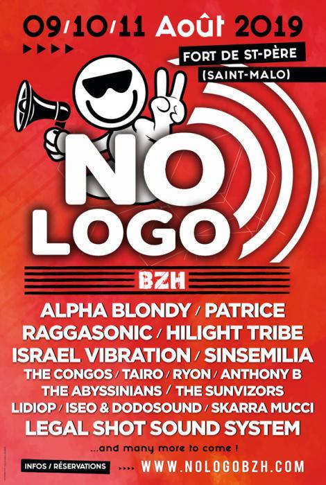 Du nouveau au No Logo BZH : Alpha Blondy, Skarra Mucci...