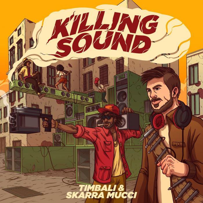 Skarra Mucci : 'Killing Sound' le clip