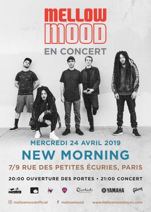 Mellow Mood à Paris : places à gagner