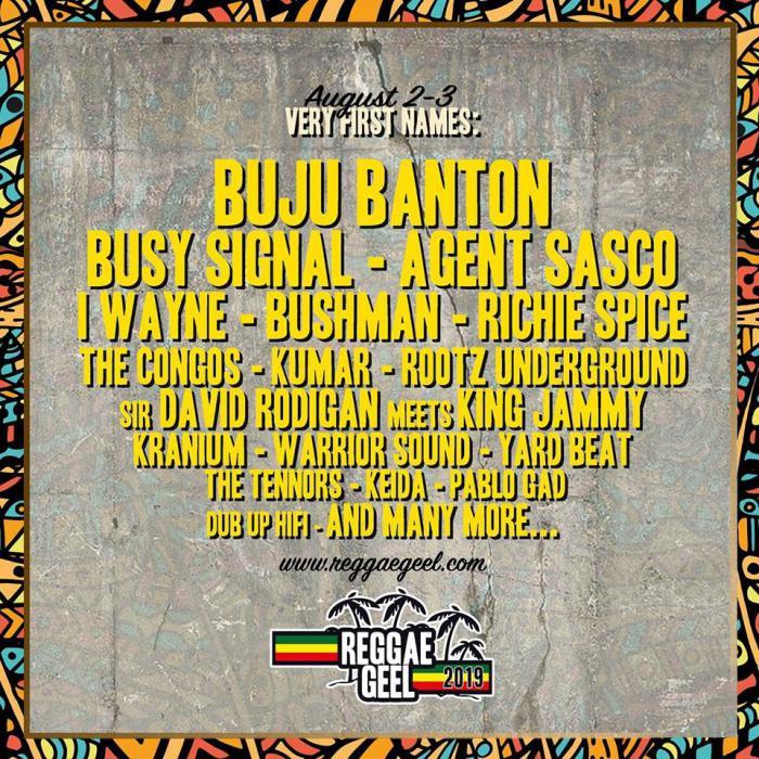Buju au Reggae Geel !