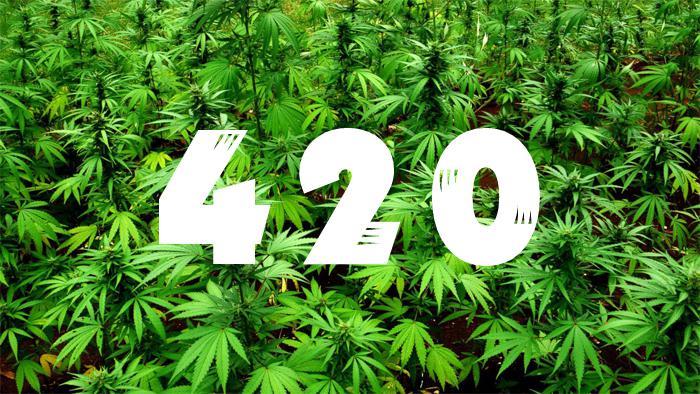Ganja playlist spéciale 420 Day