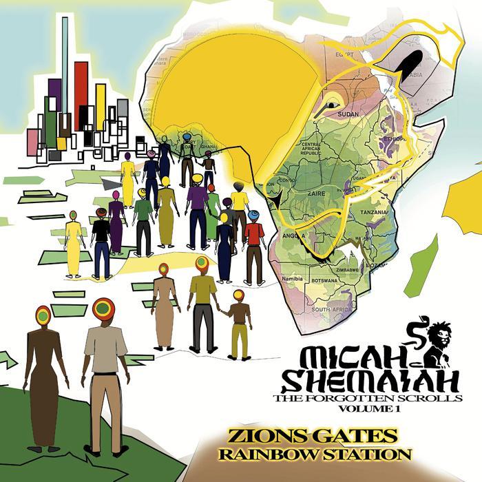 Micah Shemaiah : 'Zions Gates' le clip