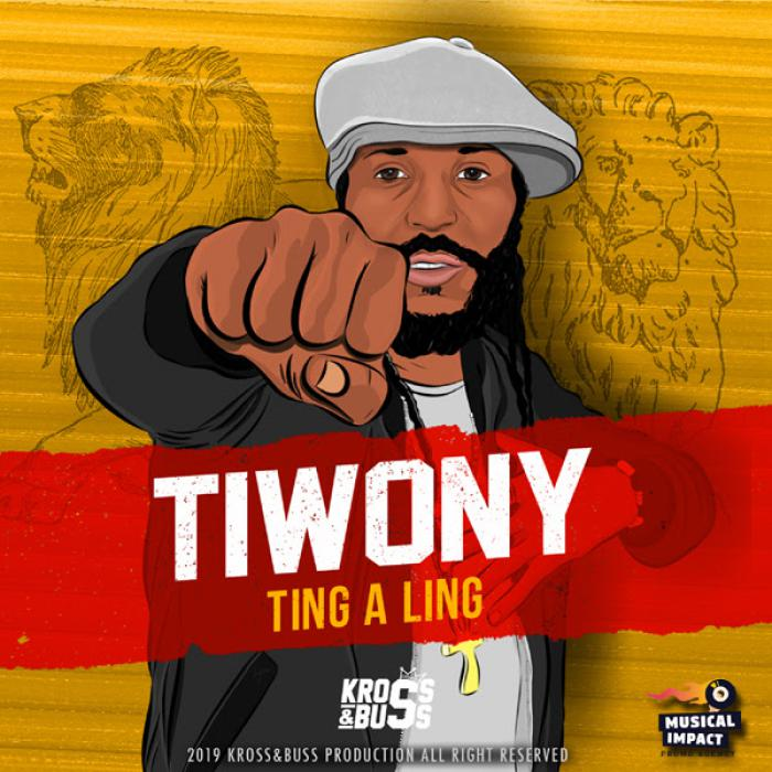 Tiwony : nouveau single 'Ting A Ling'